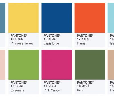 Pantone Color Insute Releases Spring 2017 Fashion Report Palette Embraces Blended Hues Reminiscent Of Diverse Colors In Nature