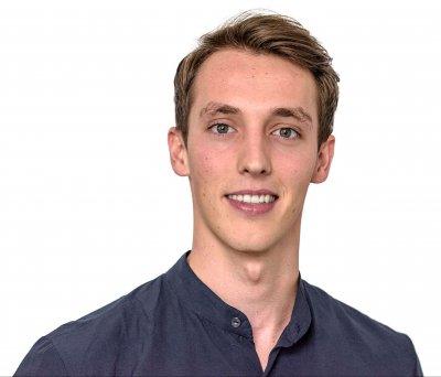 Neu im Team bei Target Partners: Johannes Landgraf.