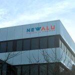 Newalu-Werk in Landshut in neuem Gewand.
