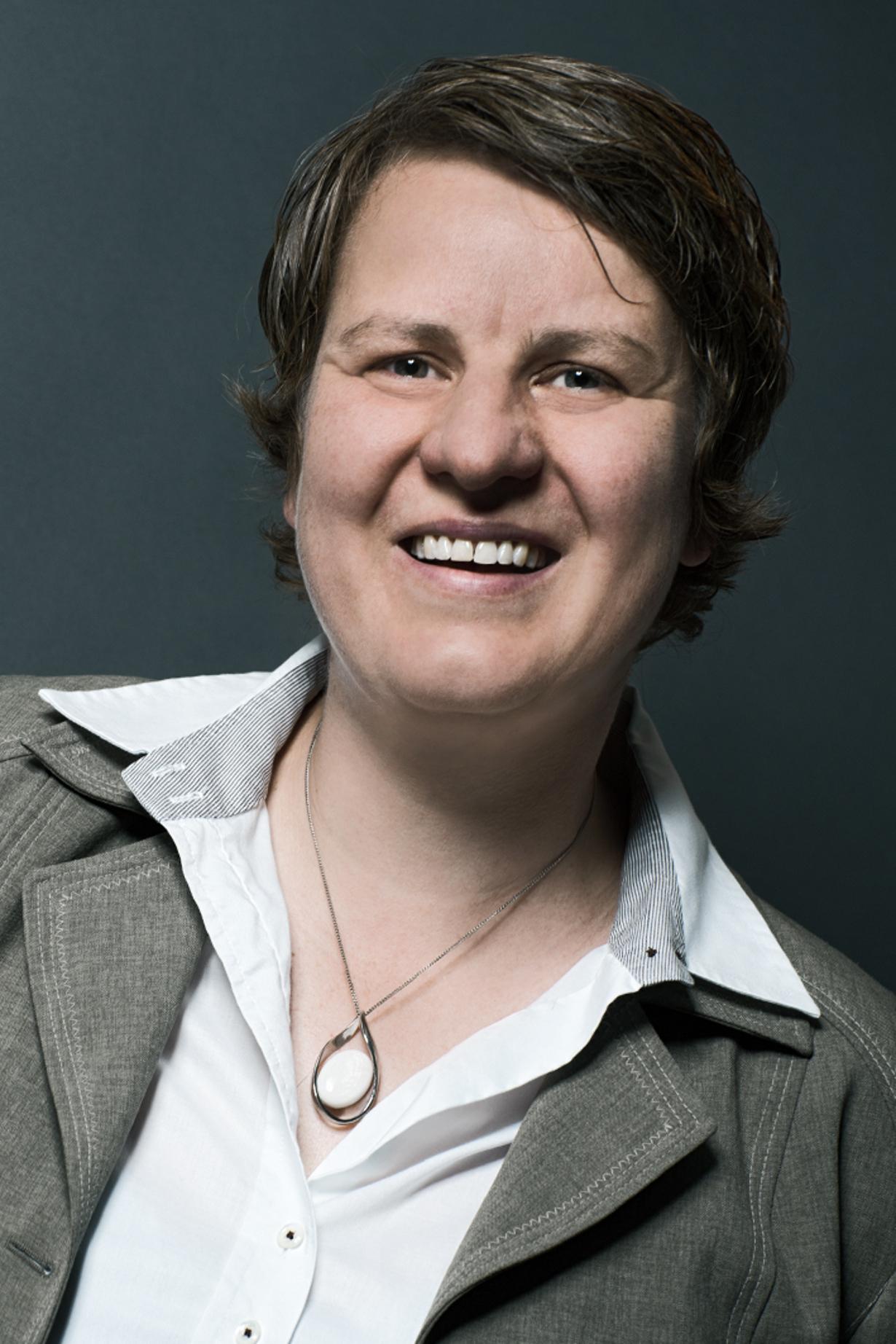 NCTE-Vorstand Verena Graf