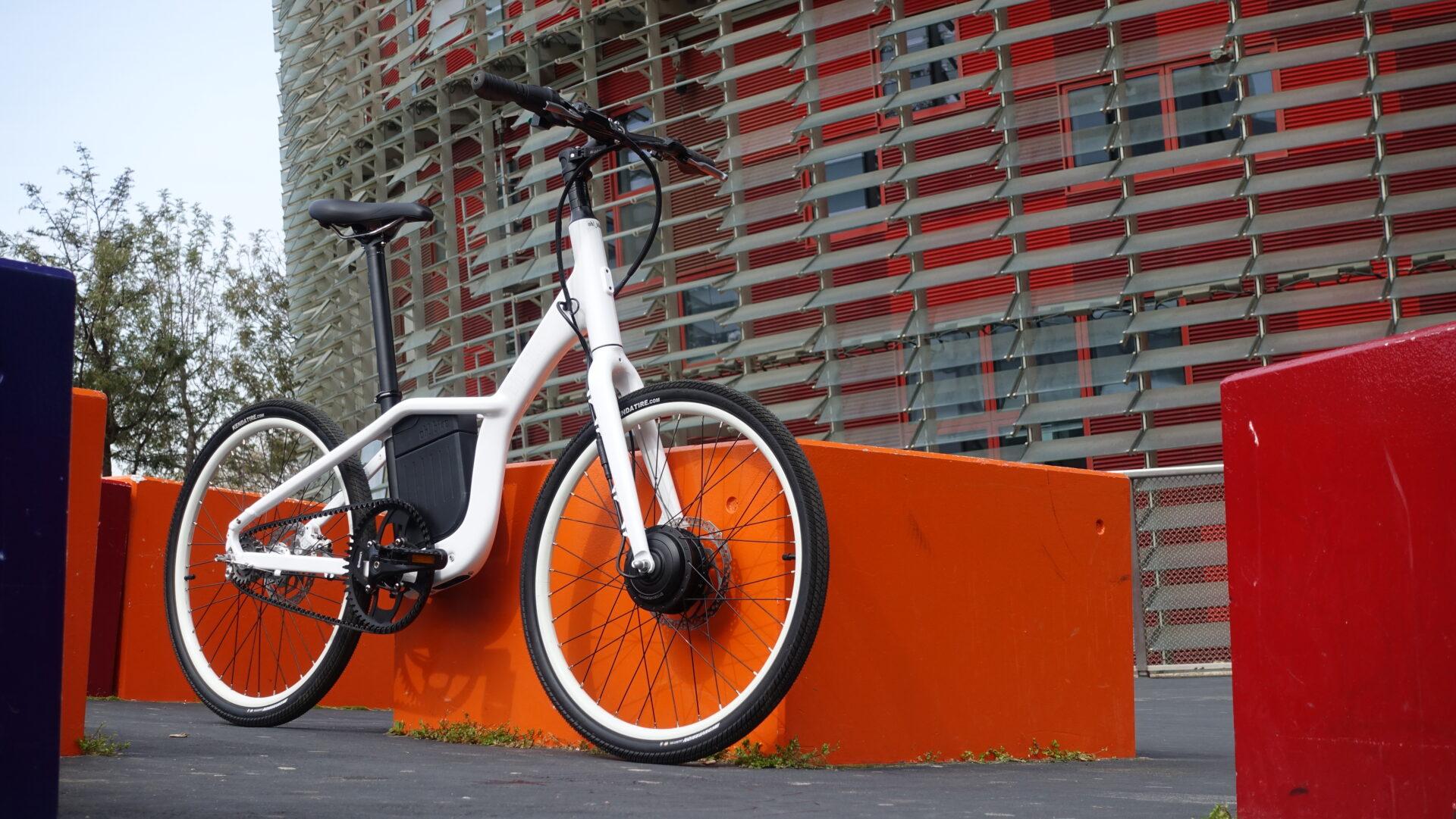 Oh!bike: Bionische E-Bikes aus der Stadt für die Stadt designt.