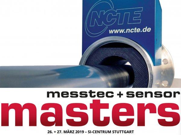 NCTE messtec sensor masters 2019