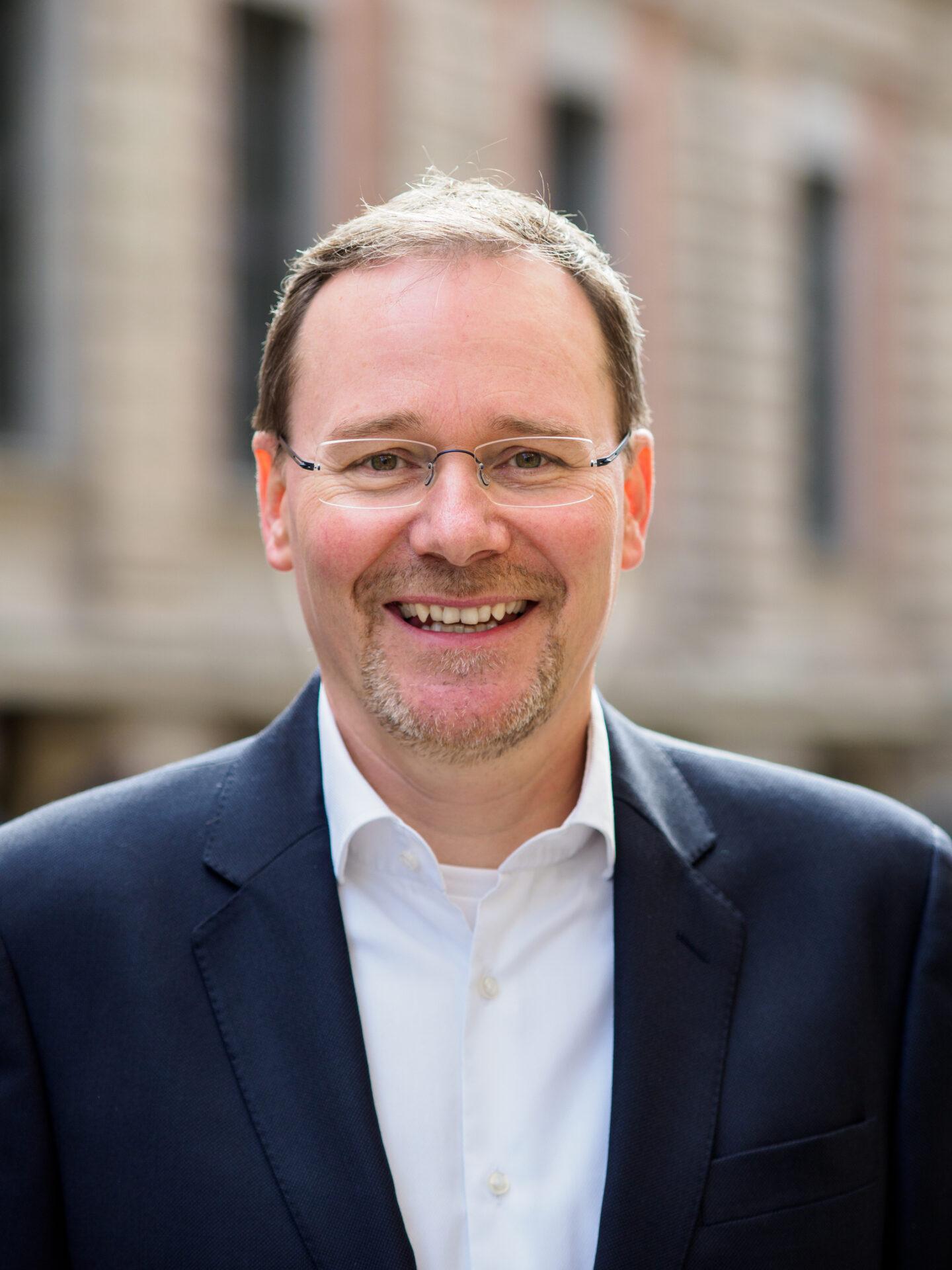 Wolfram Drescher Venture Partner Target Partners